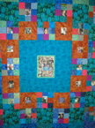 Michelle Obama Inauguration Quilt